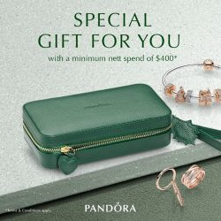 [Pandora Singapore] A gift from us to you this Christmas season!