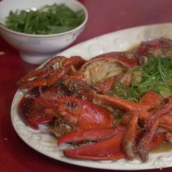 [THE SEAFOOD MARKET PLACE BY SONG FISH] Lobster Ee Meen RecipeEe Meen is a symbol of long life and with the festive seasons coming soon, a