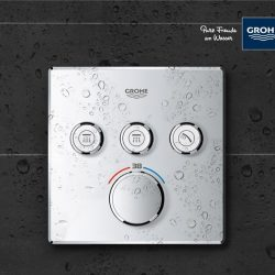 [GROHE] YOU WON'T BELIEVE HOW MUCH INTELLIGENT CONTROL IS HIDDEN!