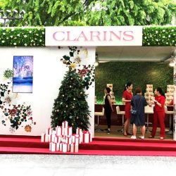 [Clarins] Are you heading to Orchard this weekend?