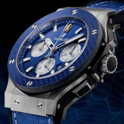 [The Hour Glass] Hublot and the Premier League Champion Chelsea FC just unveiled the second chapter of their incredible story!