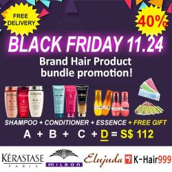 [Dusol Beauty Hair Salon] Happy Black Friday 11.