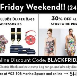 [Maternity Exchange] Set your alarms for Black Friday deals starting tomorrow, 24 Nov!