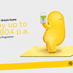 [Maybank ATM] Spruce up your home with Maybank Home Renovation Loan with interest rate from as low as 4.