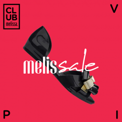 [Melissa] Only for Club Melissa VVIPs and VIPs – spoil yourself with $80 shoes just for you!