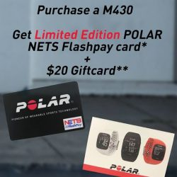 [Running Lab] Polar Christmas Promotion is here!