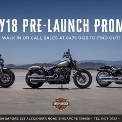 [Harley-Davidson] Sweet deals if you dare to swing by and jump in!