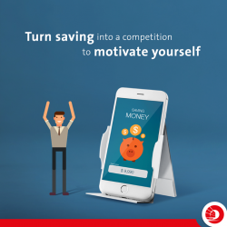 [OCBC ATM] Nothing like a competition to motivate you to reach a goal, so here's an idea: team up and pit