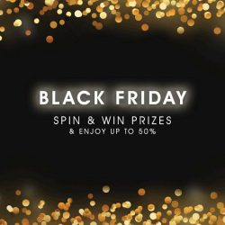 [COCOMI] BLACK FRIDAY IS HERE.