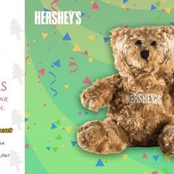 [Cocoa & Co.] Spend minimum $40 nett on Hershey's, Ice Breakers, Reese's, barkTHINS and Brookside products to grab your Favourite Hershey'