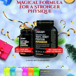 [GNC Live Well Singapore] Discover loads of attractive deals and freebies at GNC!