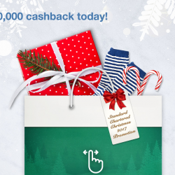 [Standard Chartered Bank] Stand to win up to $10,000 cashback when you play our Shop, Shake, Win game.