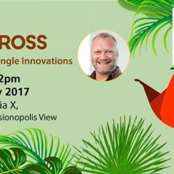 "[DBS Bank] Join DBS Chief Innovation Officer Neal Cross at DBSAsiaX as he shares about his journey of ""Jungle Innovation"", a social"