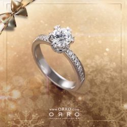 [ORRO Jewellery] This Year-End… For that special someone,That someone who made your heart skipped a beat!