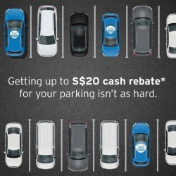 [Citibank ATM] Pay for your parking with your Citi Credit Card on the Parking .