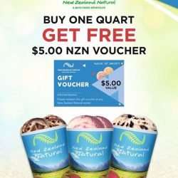 [New Zealand Natural Café] Last call for November's special promotion!