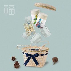 "[SCENE SHANG] Nothing says ""Christmas"" more than a SCENE SHANG Christmas Gift Basket."