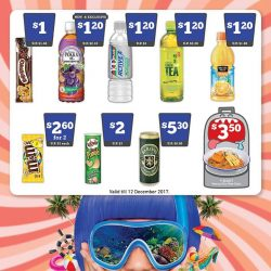 [7-Eleven Singapore] Pick up one of our Crazy Deals at a crazy steal!