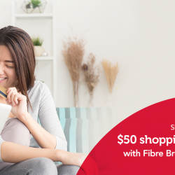 [Singtel] Enjoy exclusive Fibre Broadband deals online!