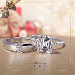 [ORRO Jewellery] Brilliance awaits you at ORRO… Haven't figured out what to get your loved ones this Xmas?