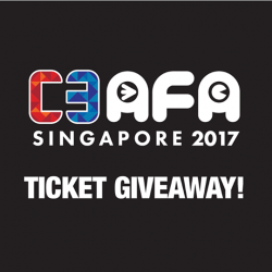 [Mr Shop/My Republic] Anime fans are in for a treat this weekend with AFA - ANIME FESTIVAL ASIA!