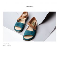 [Arch Angel] The perfect sandal for a breezy day.