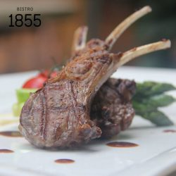 [Bistro 1855] Looking for a great place to spend an evening with your date?