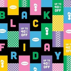 [H - The All Havaianas Store] It's the great BlackFriday Sales at Havaianas Takashimaya!
