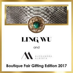 [Ling Wu] Gifting season is around the corner, so come on down to the Boutique Fair Singapore Gifting Edition 2017 for some