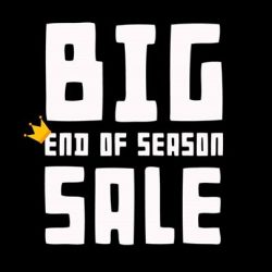 [DOT Singapore] DOT's End of Season Sale begins today all the way till 1 Jan 2018.