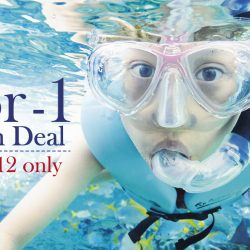 Resorts World Sentosa: 2-for-1 Flash Deal at S.E.A. Aquarium & Adventure Cove Waterpark