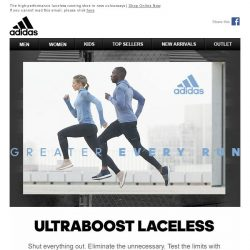 [Adidas] New UltraBOOST Laceless colourways are out now