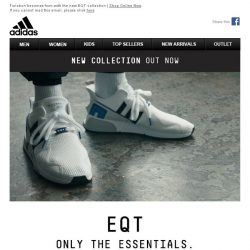 [Adidas] adidas EQT Cushion: The new EQT collection is out now