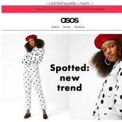 [ASOS] The new pieces we're obsessed with