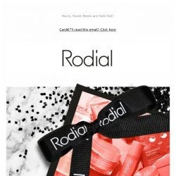 [RODIAL] Just Over 12 Hours Left: 30% off Dragon's Blood