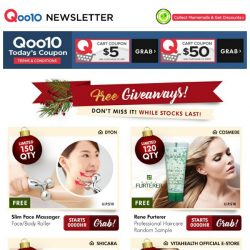 [Qoo10] FREE GIVEAWAYS! LIMITED QTY! $54.90 Dermalogica Cleansing Gel 500ml + $19.90 Disney Tee+Legging Set!