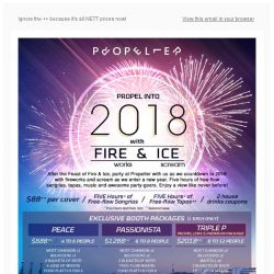 [Bay Hotel] Five hours free-flow food and drinks, fireworks view @ $88NETT on NYE