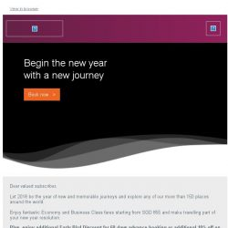 [Qatar] Fares starting from SGD 855. Travel somewhere new in 2018.