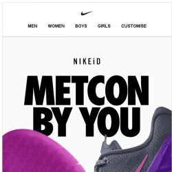 [Nike] Introducing the Mecton 4 iD