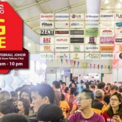 Modern Living Home Expo Happening At Johor with Up to 80% OFF Furniture & Home Appliances!