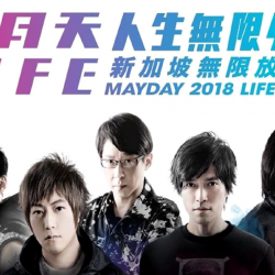 Singtel: 2-Day Priority Sale for Mayday 2018 Life Tour in Singapore