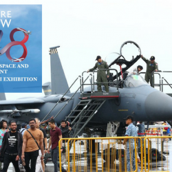 Singapore Airshow 2018 - Tickets Now For Sale!