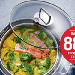NTUC FairPrice: Redeem Exclusive WMF Stainless Steel Cookware with Bonus Points!