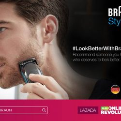 [Braun] Know someone who deserves to look better?