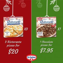 [DR OETKER] Time for an offer!
