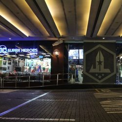 [DC Comics Super Heroes Cafe] Follow us at our new cafe's page DC Super Heroes Cafe - Takashimaya to receive the latest updates and promotions!