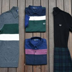 [Fred Perry] Picks* from our storewide sale.