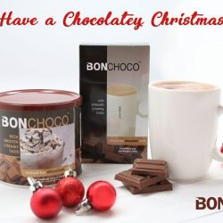 [Bon Cafe] An ideal Christmas gift set for chocolate lovers out there - Bonchoco Chocolate Drink*.