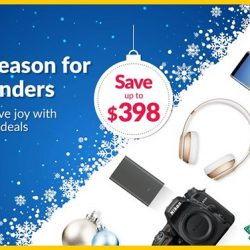 [Courts] Spread the holiday cheer with amazing savings on gadgets!