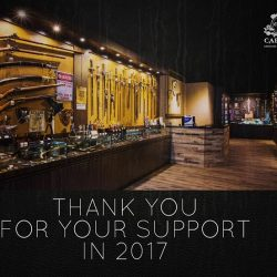 [Caesars] As we bid farewell to 2017, CAESARS would like to thank everyone for the continuous support.